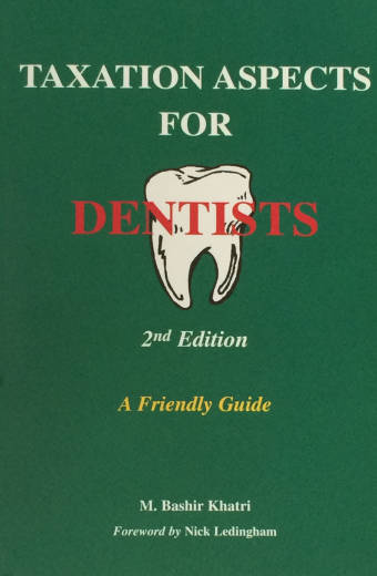 taxation-aspects-for-dentists-cover-page