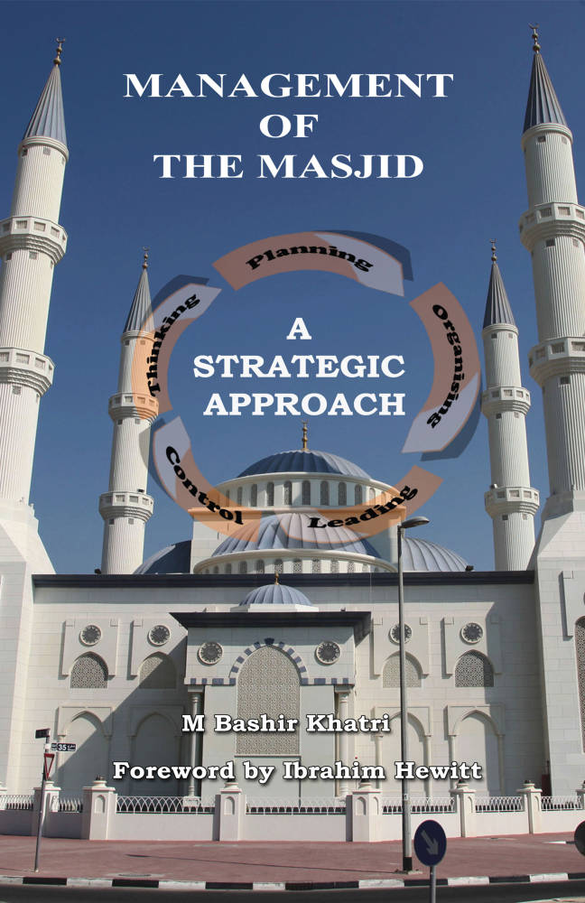 management-of-the-masjids-cover-page